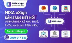 Chữ ký số MISA ESIGN
