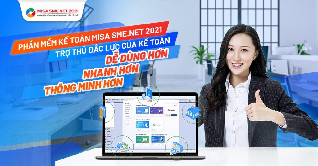 MISA SME.NET 2021