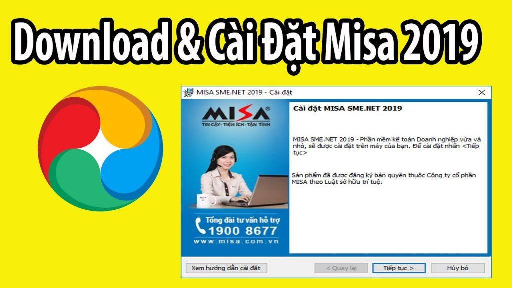 download cai dat phan mem ke toan misa sme 2019